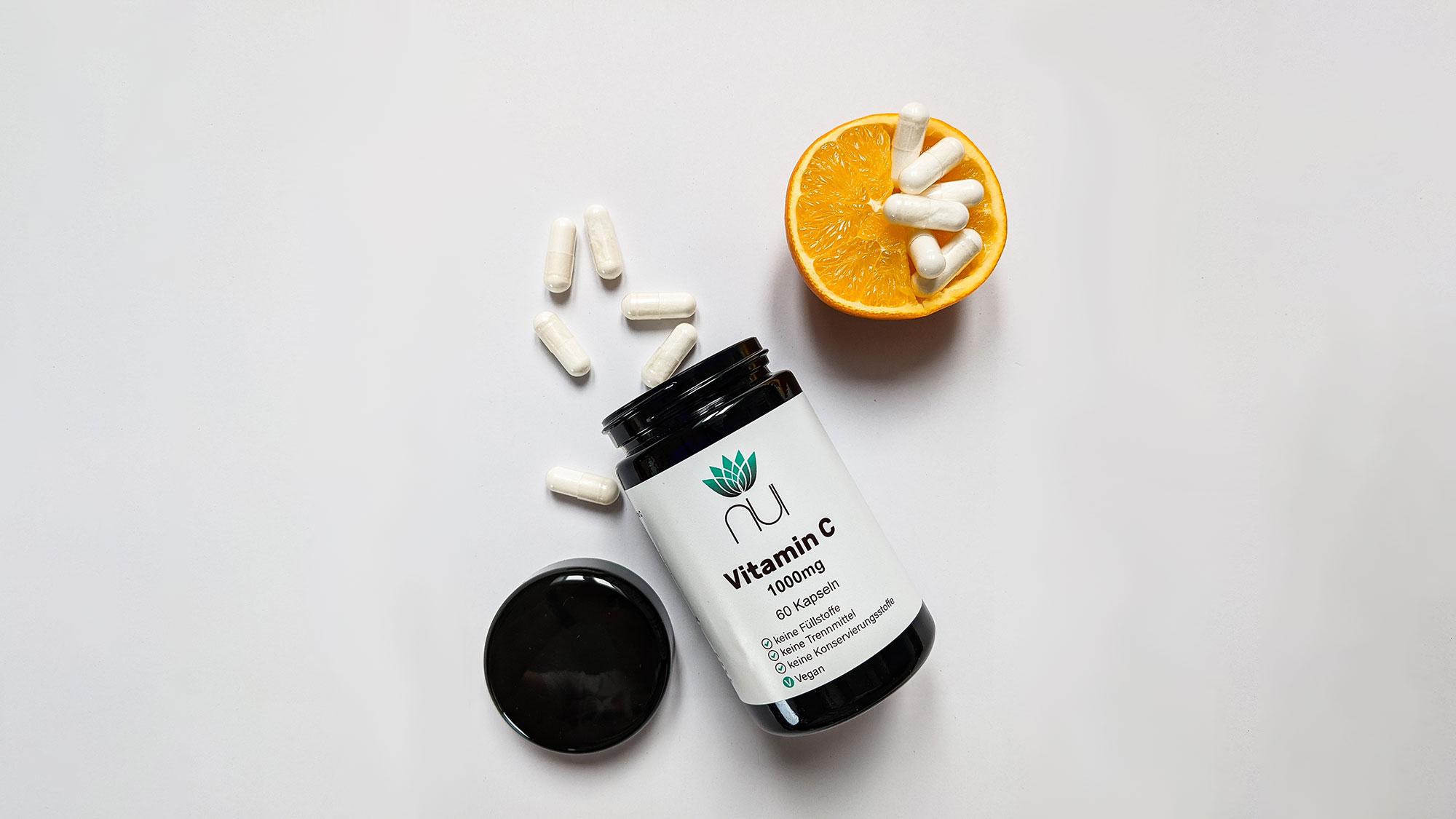 Vitamin C – so wichtig!